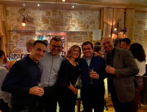 New Year Party της KARABINIS MEDICAL, Ιανουάριος 2020